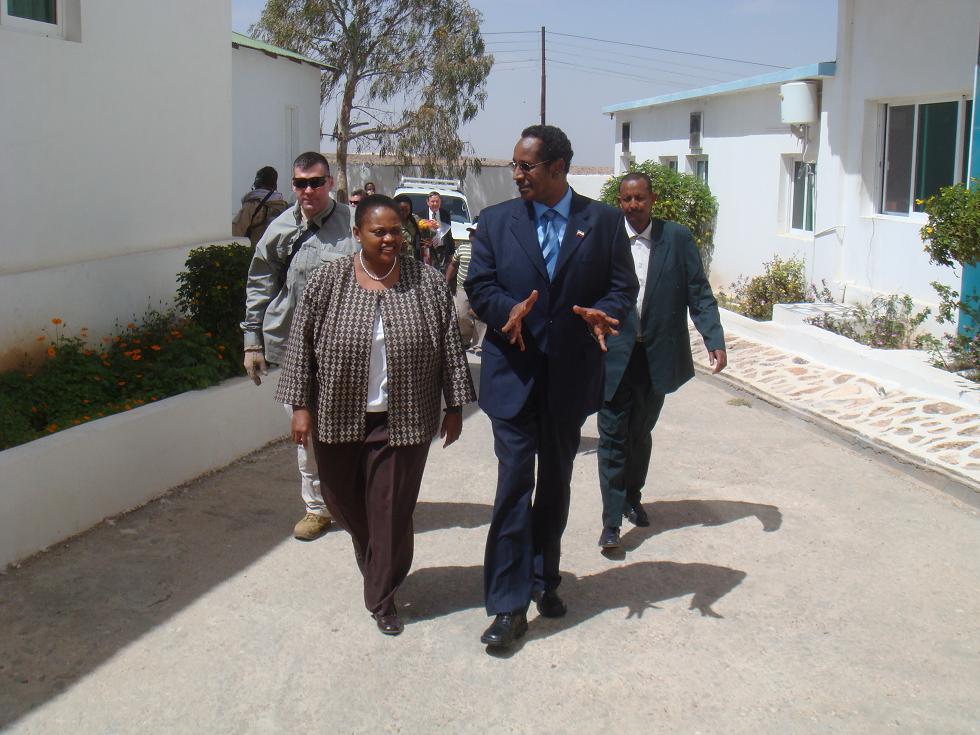 Image result for Jendayi Frazer somaliland